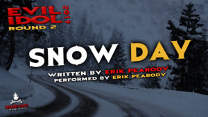 """Snow Day"" — Narrated by Erik Peabody"
