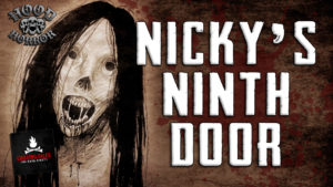 """Nicky's Ninth Door"" — Narrated by Wesley Baker"