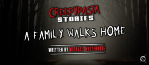 A Family Walks Home
