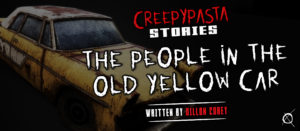 The People in the Old Yellow Car