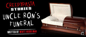 Uncle Ron's Funeral