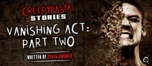 Vanishing Act (Part 2)